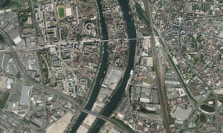 Ecoquartier ile saint denis agence franck boutt for Architecte urbaniste definition