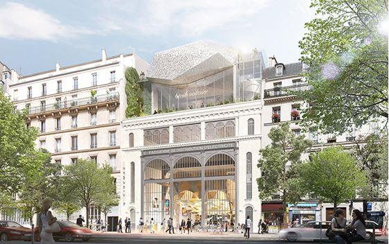 Agence franck boutt consultants for Agence architecte paysagiste paris